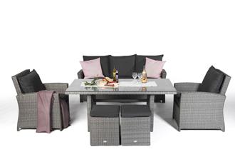 Rattanmobel Und Rattan Tisch Set Im Online Shop Kaufen Rattanmobel